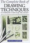 The Complete Book of Drawing Techniques - Peter Stanyer